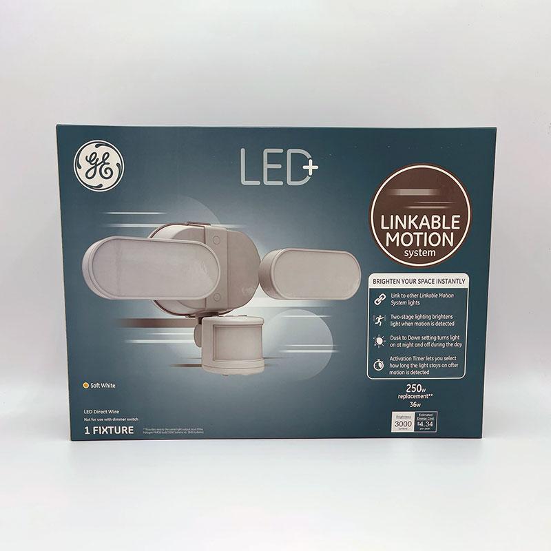 GE LED Linkable Motion floodlight